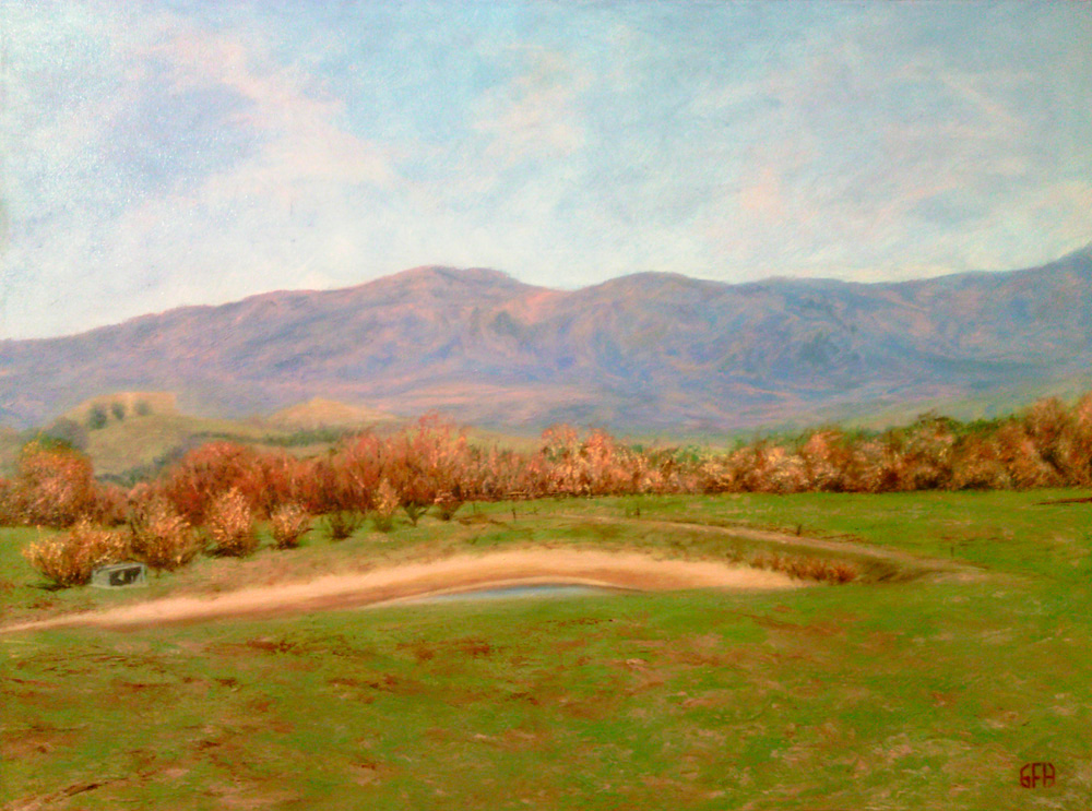 Yarra Valley Painting